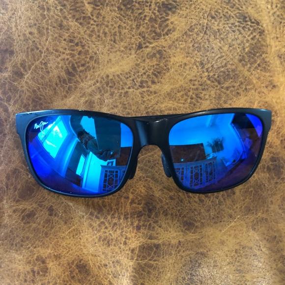 02ca8ef48ec9 Men's Maui Jim Red Sands Polarized Sunglasses. M_5b29615a34a4efc897cbf5a4